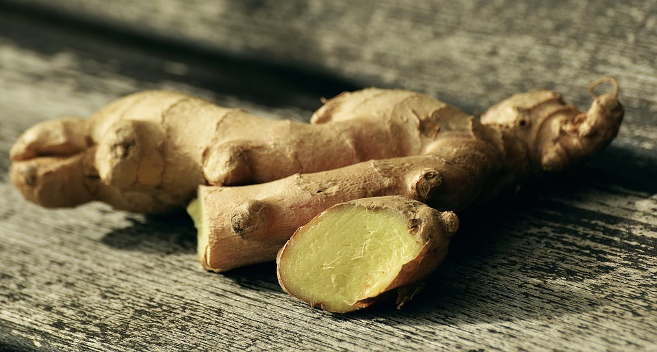 ginger natural remedies tuber spice - Comprehensive List of Foods That Can Combat Pain