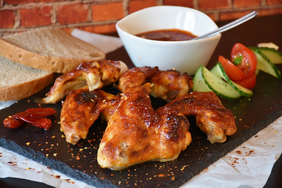 chicken wing chicken wings buffalo  - Foods That You Should Eat to Get Rid of Diseases